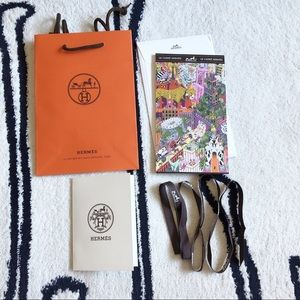 HERMES Scarf Knotting book( Limited)